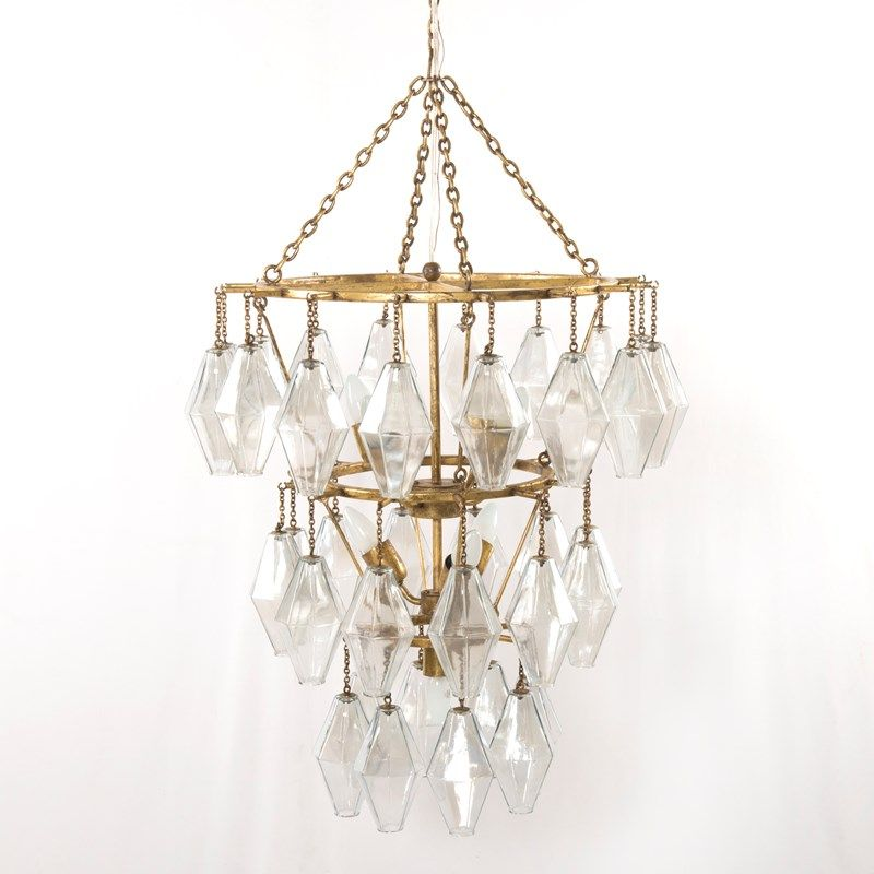 Lighting & Décor | ADELINE SMALL ROUND CHANDELIER