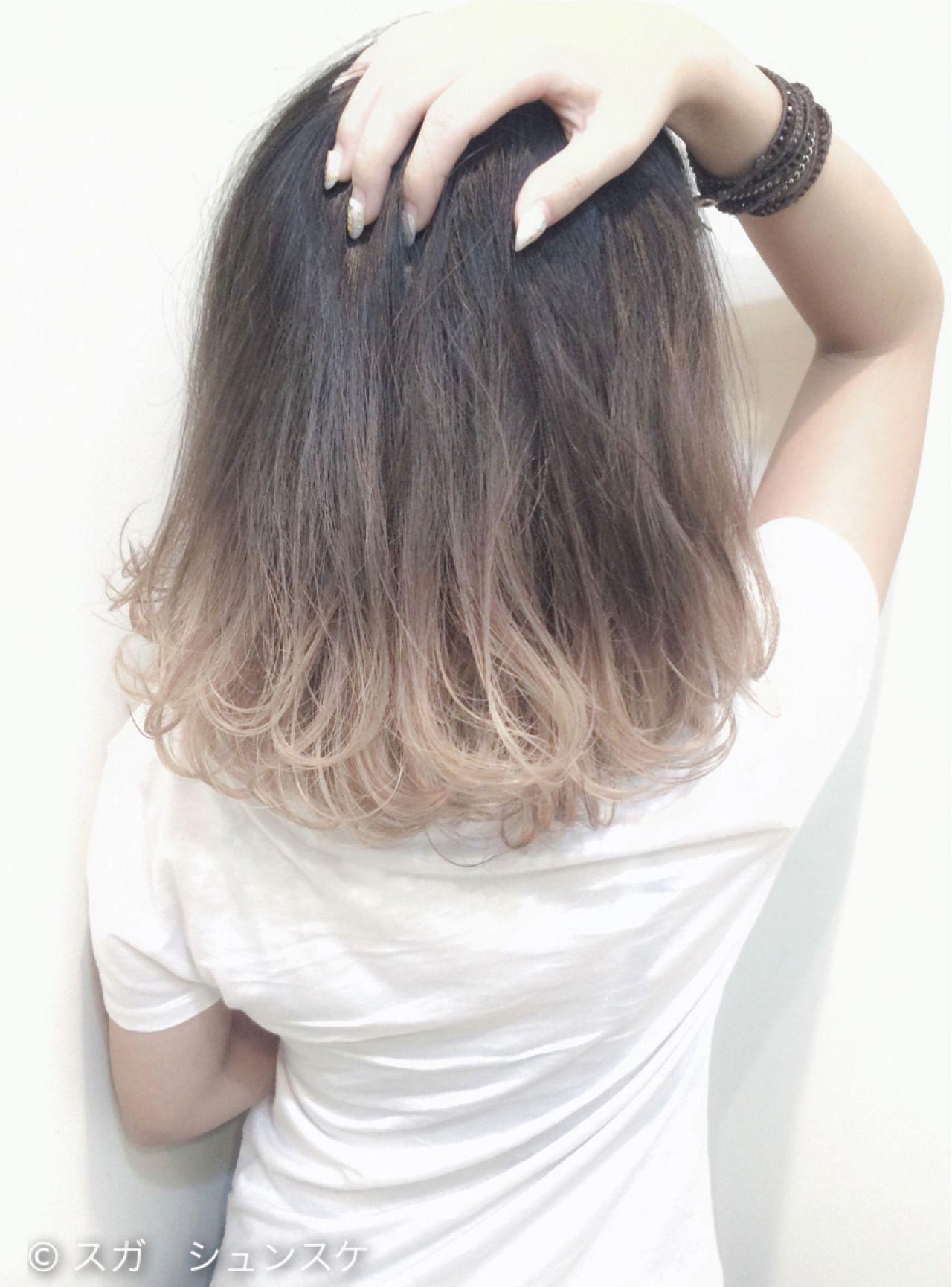 黒髪グラデーションヘアカタログ さりげなくおしゃれな旬髪 Hair