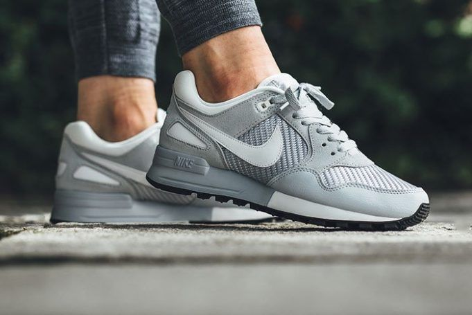 Nike Air Pegasus 89 Pure Platinum | Zapatillas nike air ...