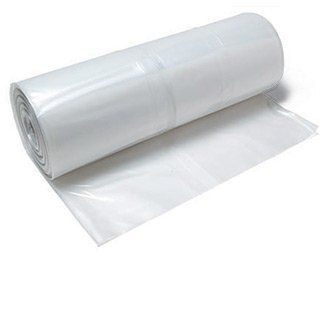 Clear Plastic Poly Sheeting 20 X 100 10 Mil By Rodeo Plastic 134 99 Polyethylene Sheeting Is A Strong Durable Foam Carving Plastic Sheets Slip And Slide
