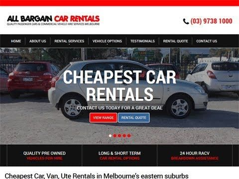 1c9583b900 Cheap Car Hire   Rental Melbourne Cheap Cars