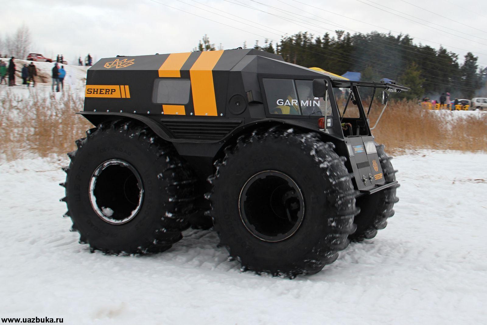 The Russian Land Sea Mud Snow Sherp Atv Mud Trucks Snow Vehicles All Terrain Vehicles