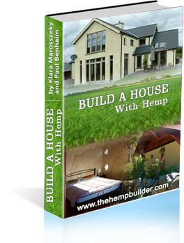 This book will teach you how to grow a house of hemp. If you have ever wanted to know how to build a house using hemp, this book will teach you how!