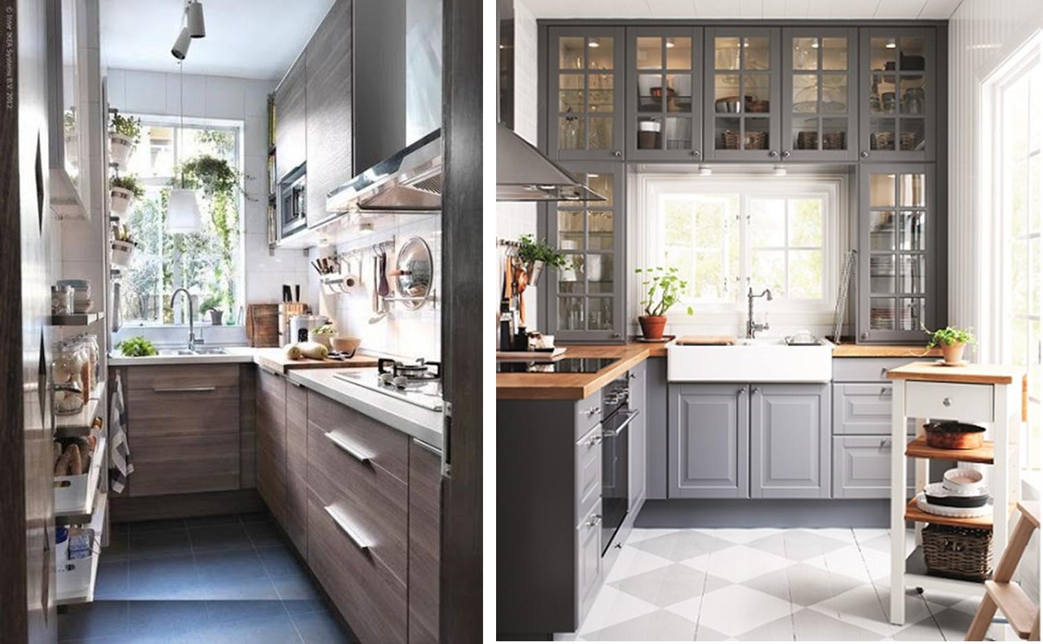 10-ideas-para-cocinas-pequeñas-19.png (1600×995) | cocina ...