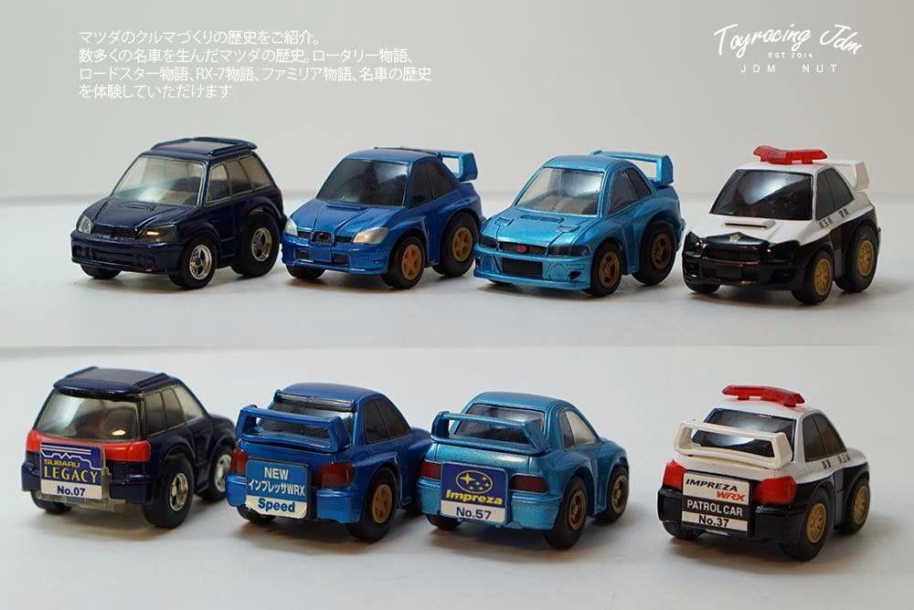 Subaru Gang Toy Car Car Cartoon Jdm Cars