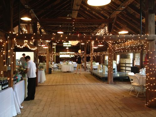 A Woodstock Wedding At The Historic Byrdcliffe Barn