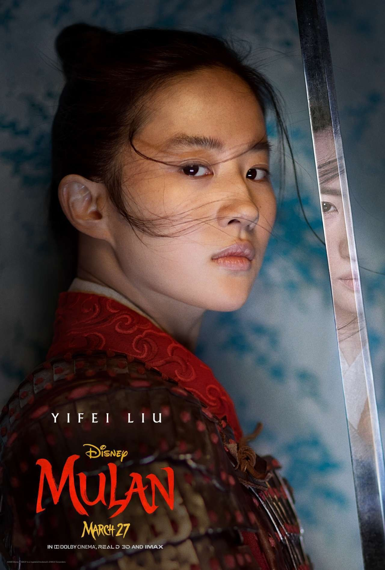 Six New Mulan Posters And A New Trailer Are Here In 2020 Mulan Movie Mulan Hua Mulan