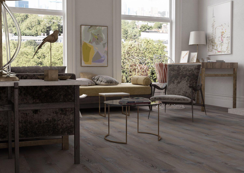 Rustic Oak wide plank flooring in 2020 Wide plank