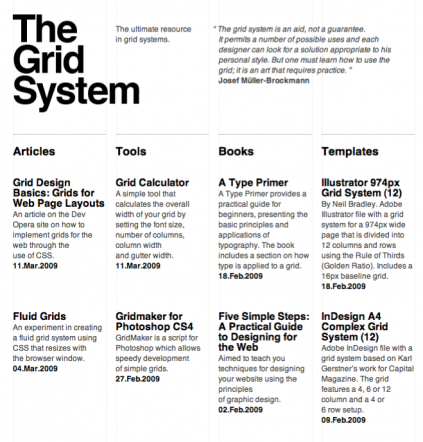 Grid Systems Blog The Norik Typography Rules Graphic Design Tips Typography Layout