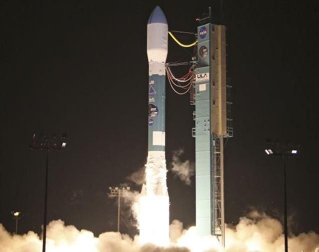 NASA launches Earth-observing satellite - http://headlinesview.com/nasa-launches-earth-observing-satellite/