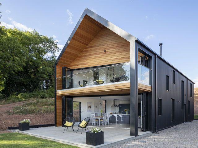 Grand Designs Tv House 2018 Series Leominster Exterior View Of House Grand Designs  Magazine