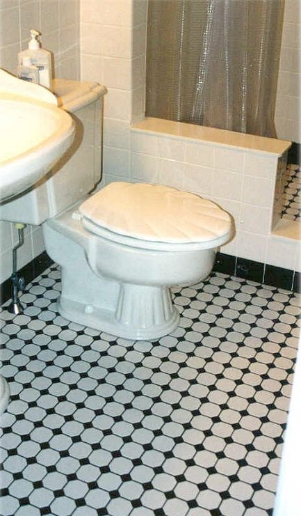 Octagon Floor Tile mosaic tiles traditional wall and floor tile by mission stone Tile