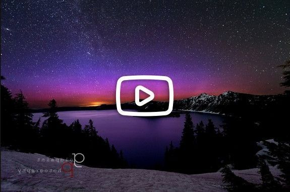 Aurora Borealis and the Milky Way over Crater Lake National Park June 17 2012 Astrophotographer Brad Goldpaint provides this image of an aurora over Crater Lake Oregon #craterlakeoregon #astrophotographer #goldpaint #national #provides #borealis #aurora #oregon #crater #milky #image #lake #park #june #over #2012Aurora Borealis and the Milky Way over Crater Lake National Park — June 17, 2012 Astrophotographer Brad Goldpaint provides this image of an aurora over Crater Lake, Oregon.Aurora Boreal #craterlakenationalpark
