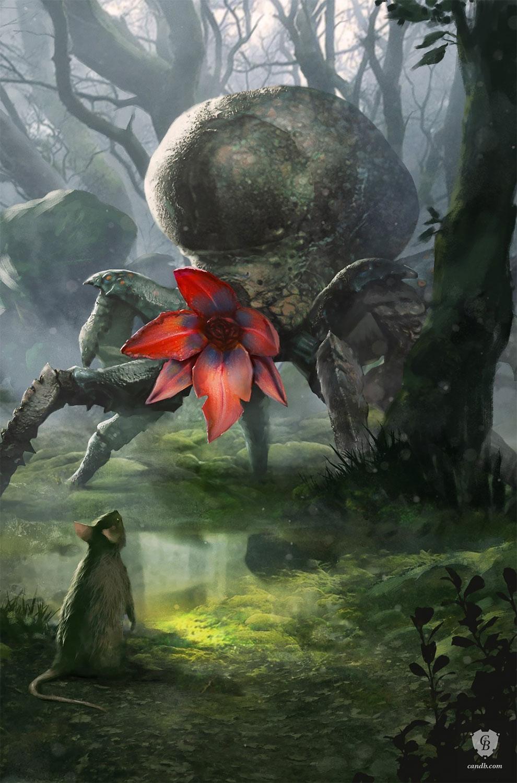 Pin On Alien Flora Fauna