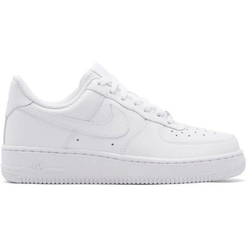 Nike White Air Force 1 07 Sneakers | White sneakers men, Best ...