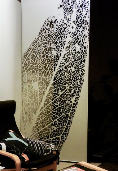 Our Cutout Leaf In Mild Steel Melbourne Victoria Craft 2