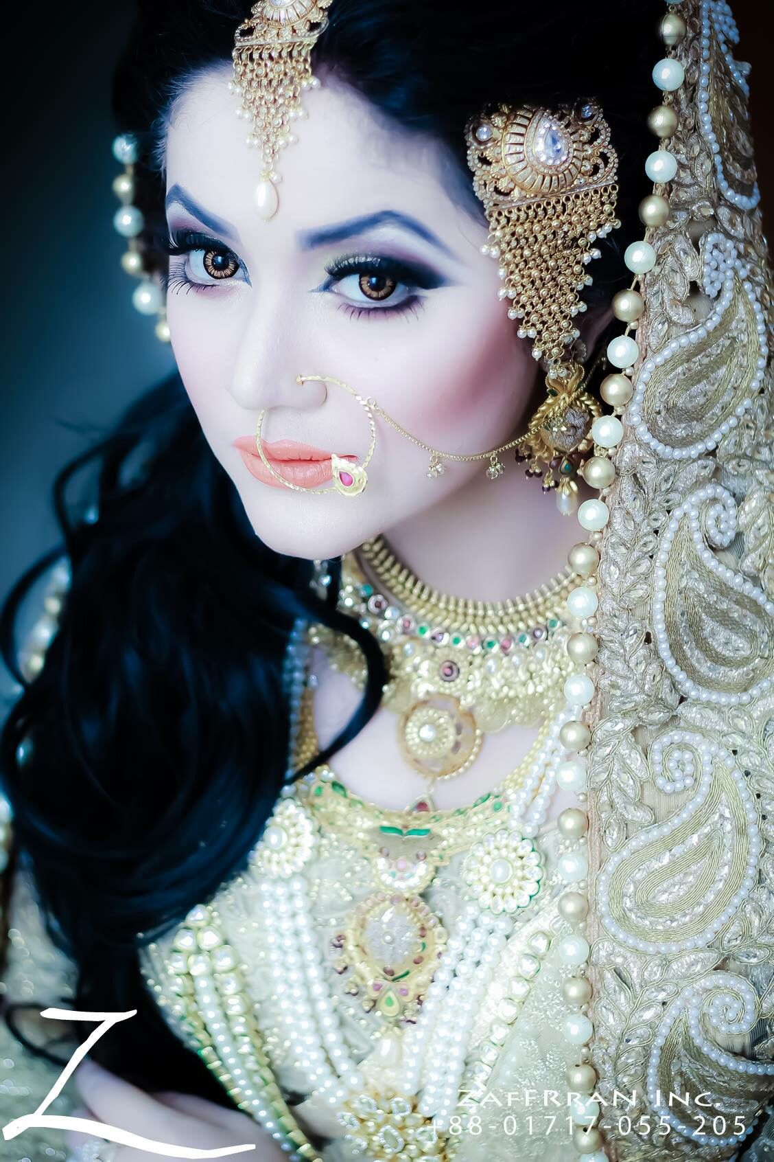 gorgeous bride in bangladeshi wedding | bangladeshi wedding | bridal