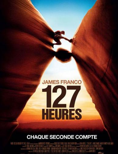 Instinct De Survie Histoire Vraie : instinct, survie, histoire, vraie, 2010., DANNY, BOYLE., HEURES., Dépassement, L'instinct, Survie., L'histoire, Vraie, D'Aron, Ralston., Public, Averti, Film,, Documentaire,, Affiche