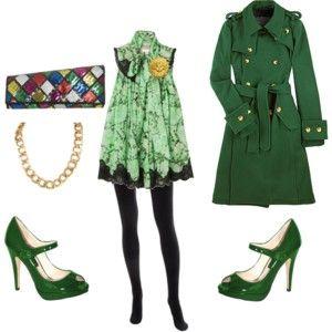 gotta love green