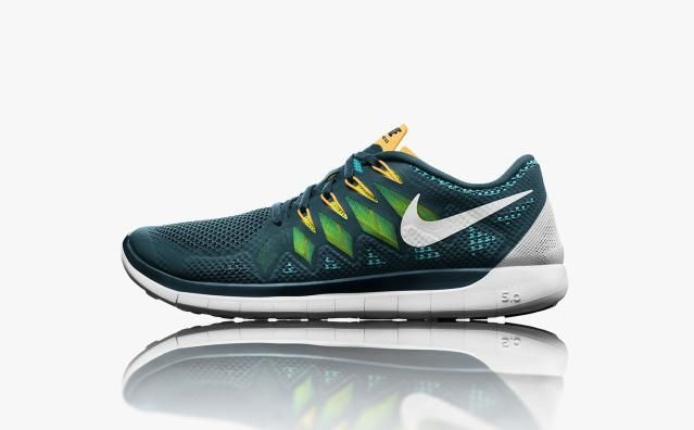 The 10 Best Sneakers of 2014 So Far: Nike Free 5.0 2014