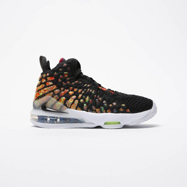 Kids Nike LeBron 17 James Gang Sneakers