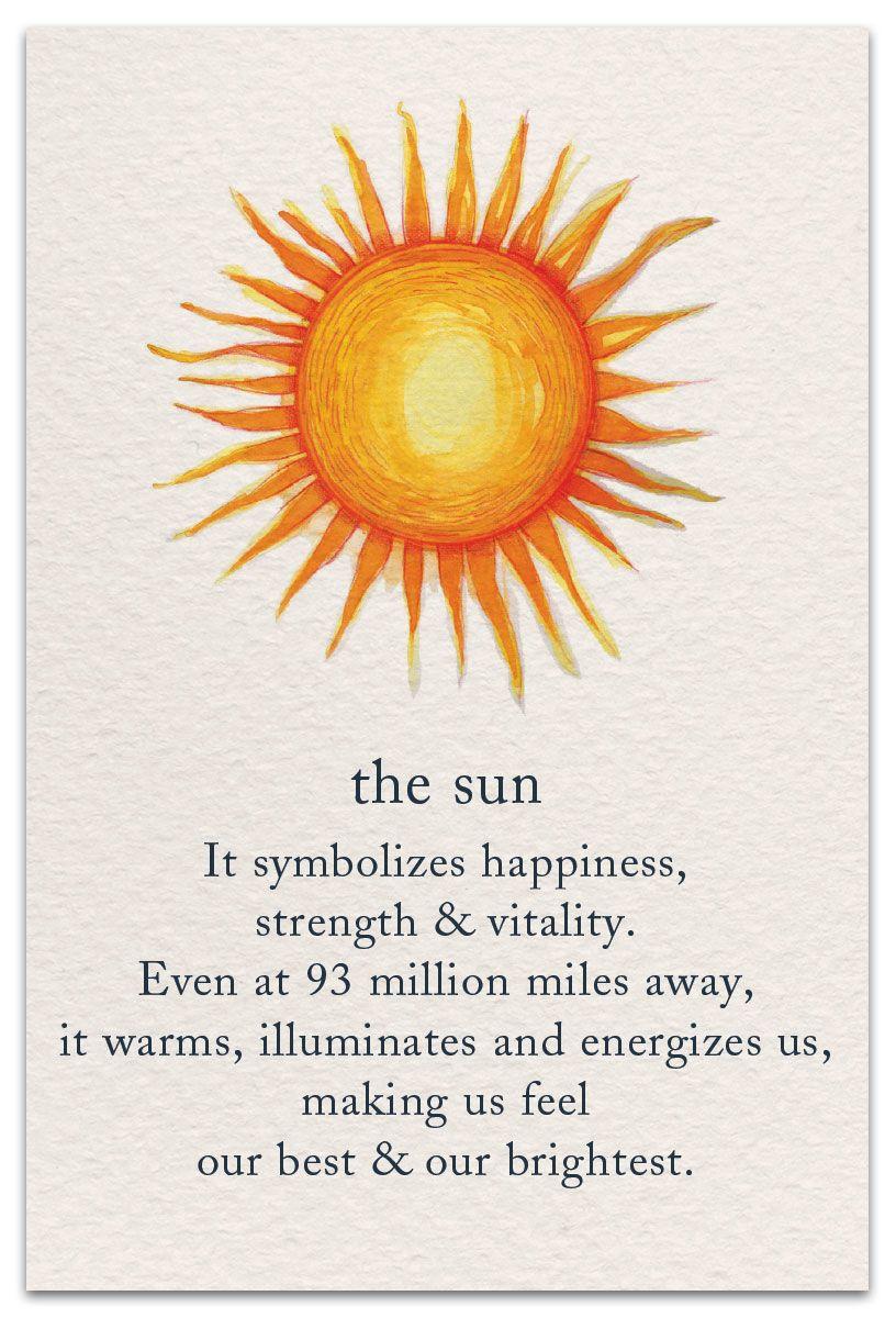 The Sun   Birthday Card   cardthartic.com