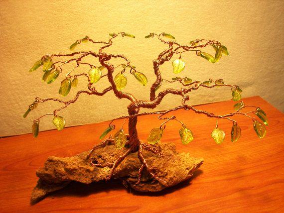 Asheville North Carolina dogwood by Miniaturemetalforest on Etsy