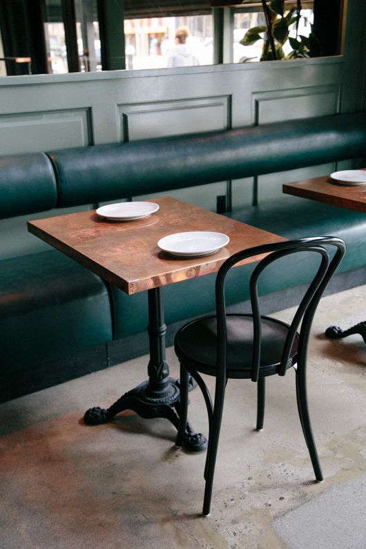 Around L.a. / Cafe Birdie. | Sfgirlbybay. Restaurant DesignBistro RestaurantRestaurant  Table ...