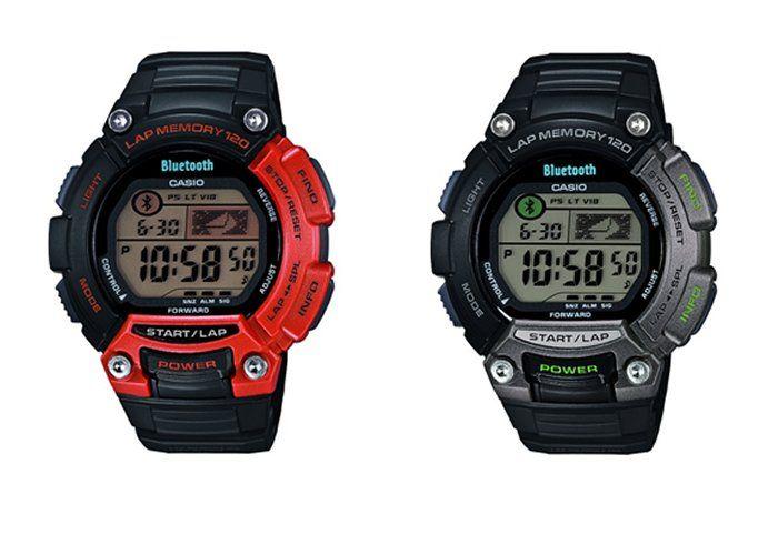 Casio lanza reloj deportivo STB 1000 compatible con iPhone
