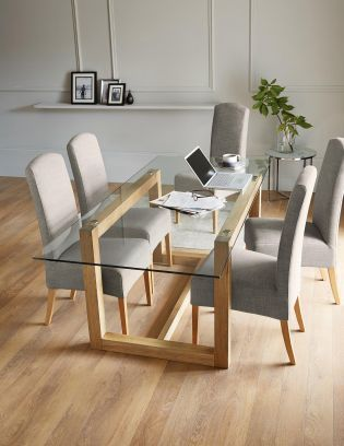 Buy Brooklyn Dining Table From The Next UK Online Shop