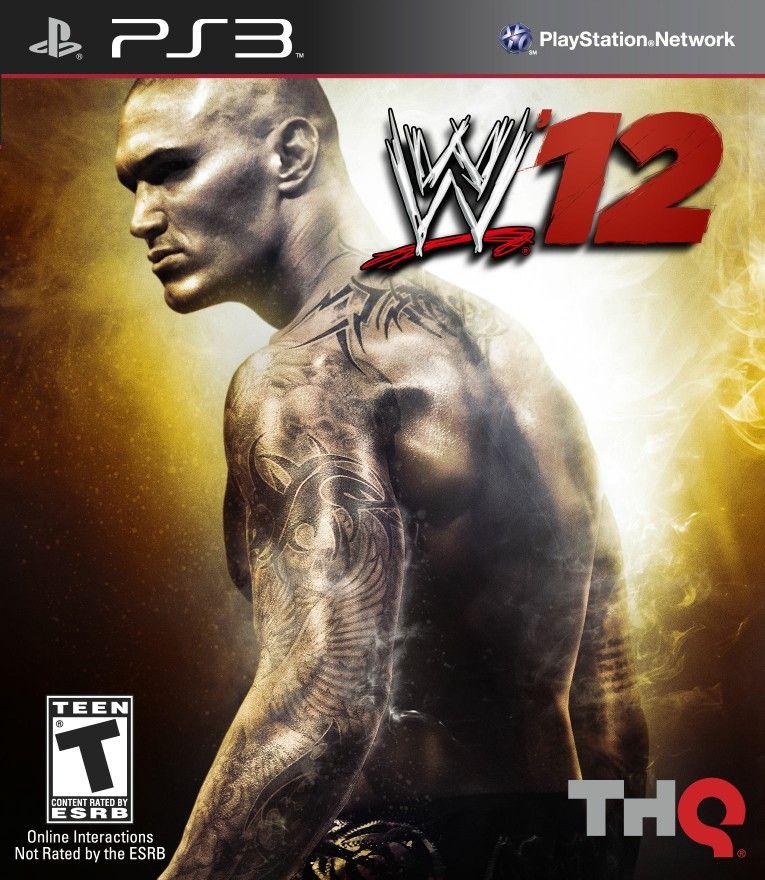 WWE 12 Wwe game, Xbox 360 games, Xbox 360