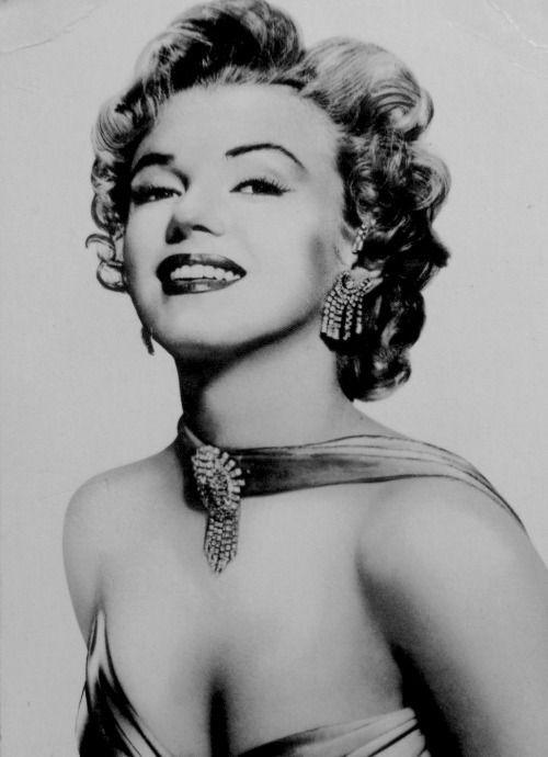 """Marilyn by Bernard of Hollywood in 1952. """