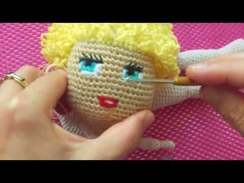 Amigurumi İpten Göz Yapımı - Mimuu.com | 360x480