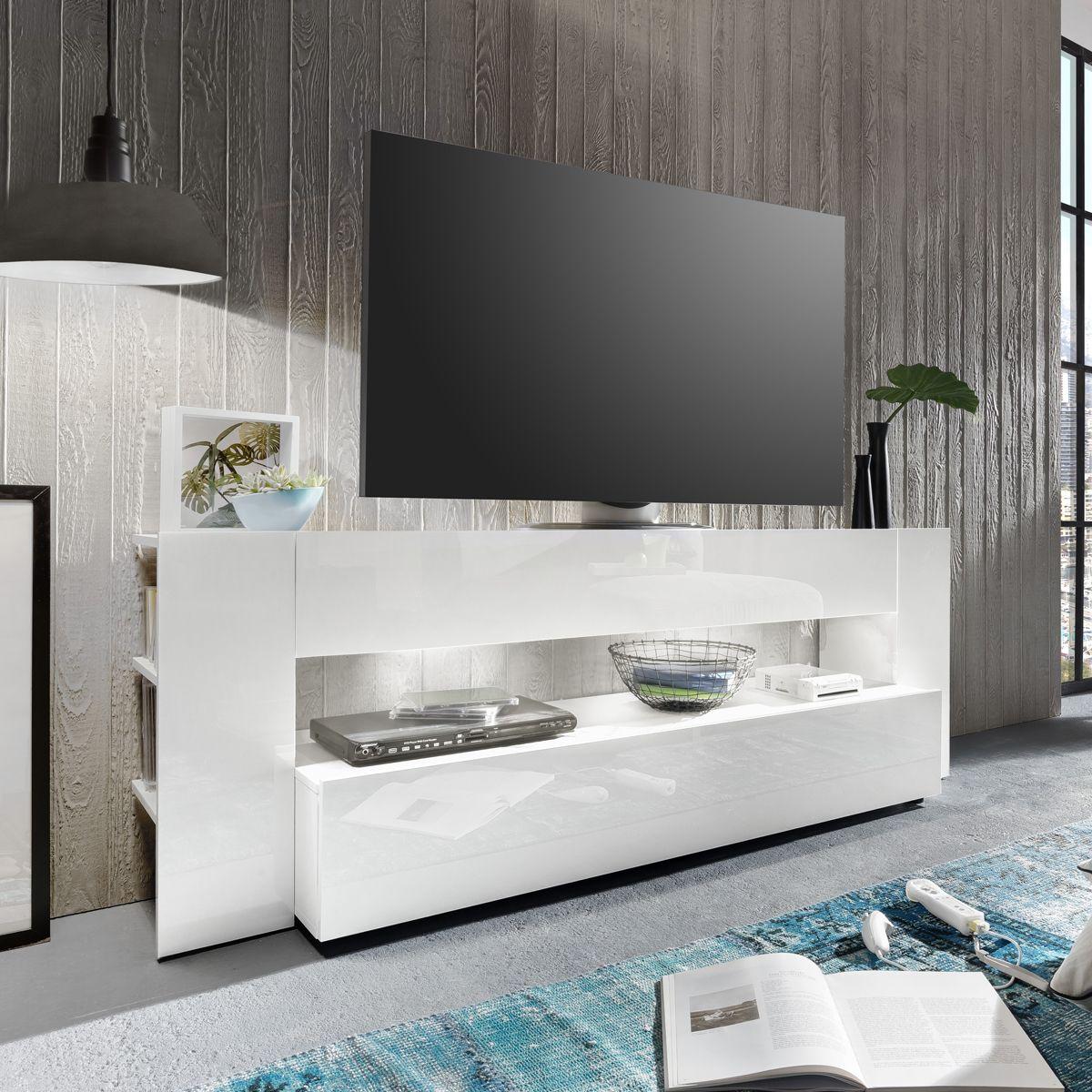 Tv Mobel Grau Hochglanz 3 Deutsche Dekor 2019 Online Kaufen