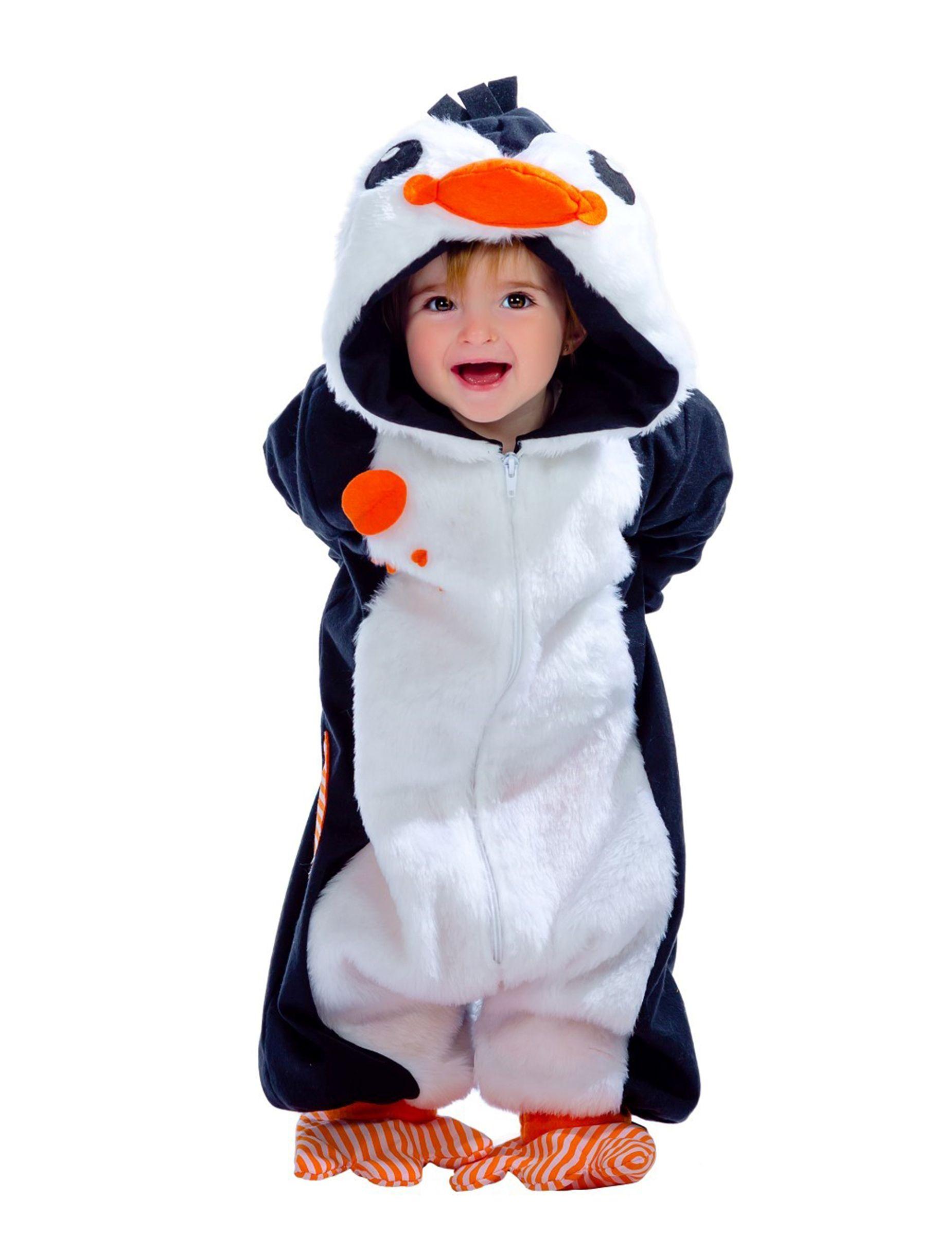 vendita economica grande sconto San Francisco Costume da pinguino per neonato - Premium | Travestimenti ...