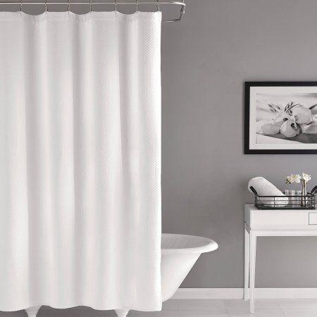 Better Homes And Gardens Hotel Matelasse Shower Curtain