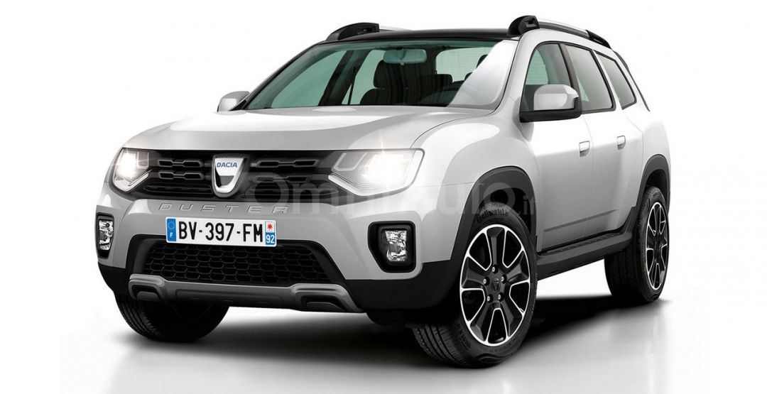dacia duster 2017 render 2017 and review. Black Bedroom Furniture Sets. Home Design Ideas