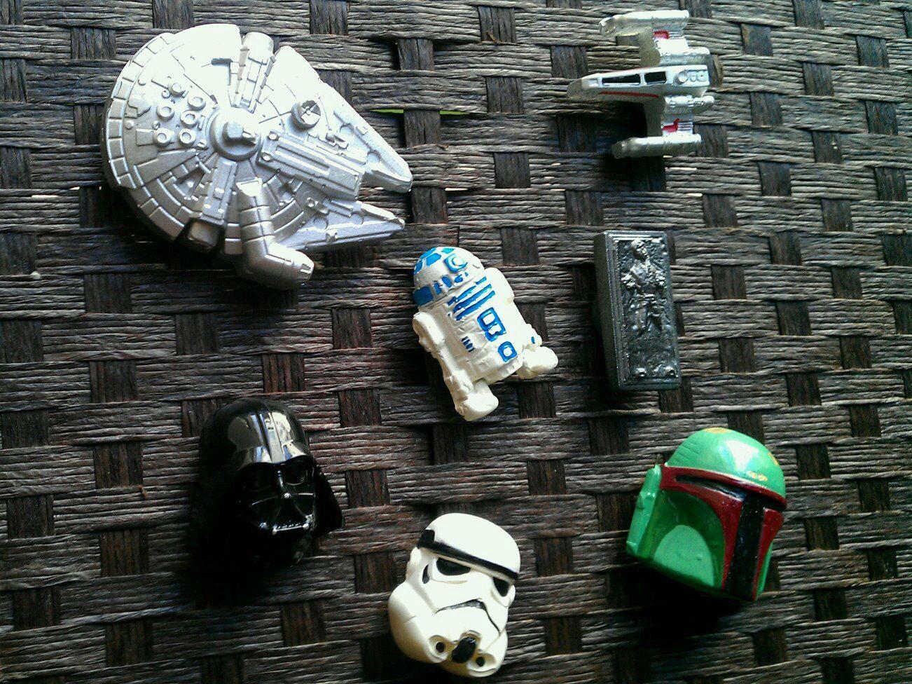 Ultimate Star Wars Magnet Set 25 00 Via Etsy
