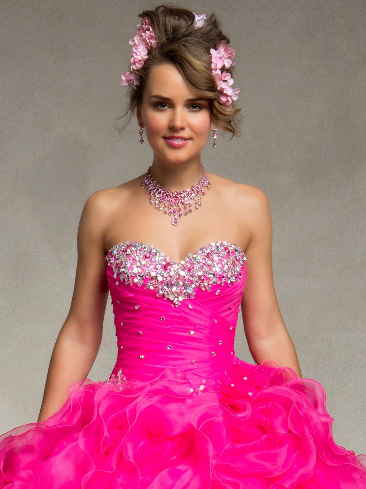 Increíbles vestidos de 15 años | Colección Quinceañeras | xv Jessi ...