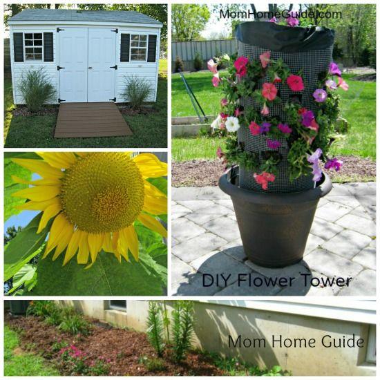 Tower Perennial Gardens: Garden, Garden Pavers, Diy
