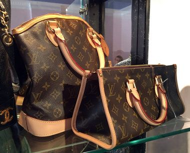 1de3486b2215 Recently opened Lakewood Luxury Consignment carries designer items  including bags