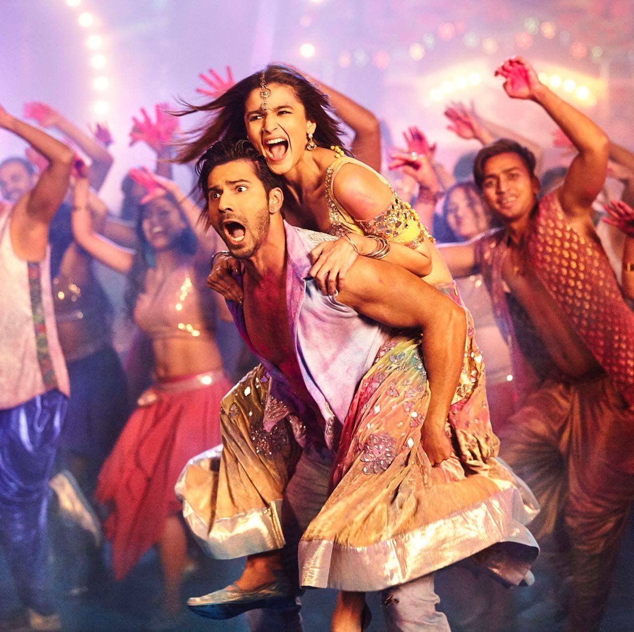 Varun and Alia ready to rock and roll in the title track of Badrinath Ki Dulhaniya
