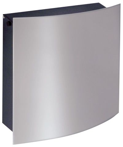 residential mailboxes wall mount. Contemporary Residential Residential Mailboxes  Locking Wall Mount Knobloch Dessau On L