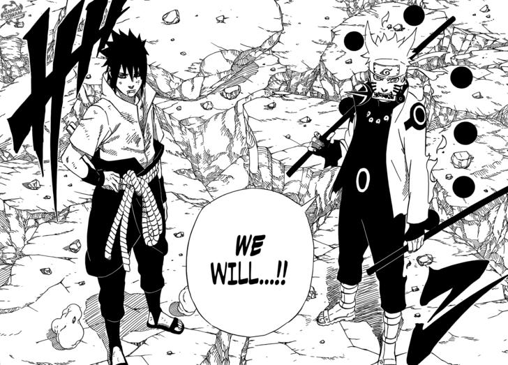 Best Drawn Manga Panels Of Naruto In 2020 Manga Anime Naruto