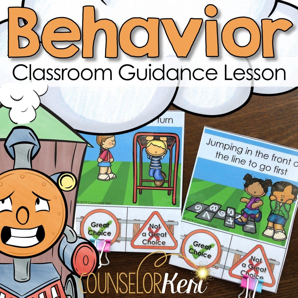 Behavior Expectations Classroom Guidance Lesson Rules And