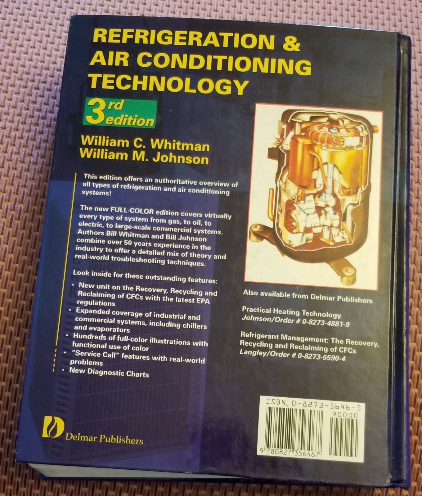 Ref & Air Conditioning Tech 3rd Edition Conditioner