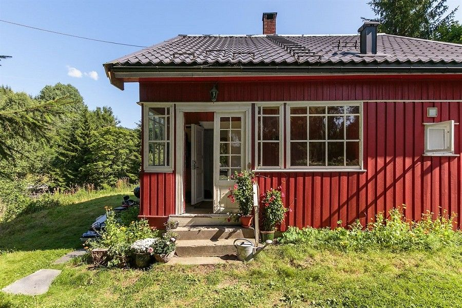 Fabulous Beautiful House For Sale Spydeberg Norway Cottages And Interior Design Ideas Clesiryabchikinfo