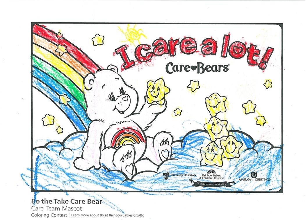 UH Coloring Contest | UH Rainbow Network Coloring Contest
