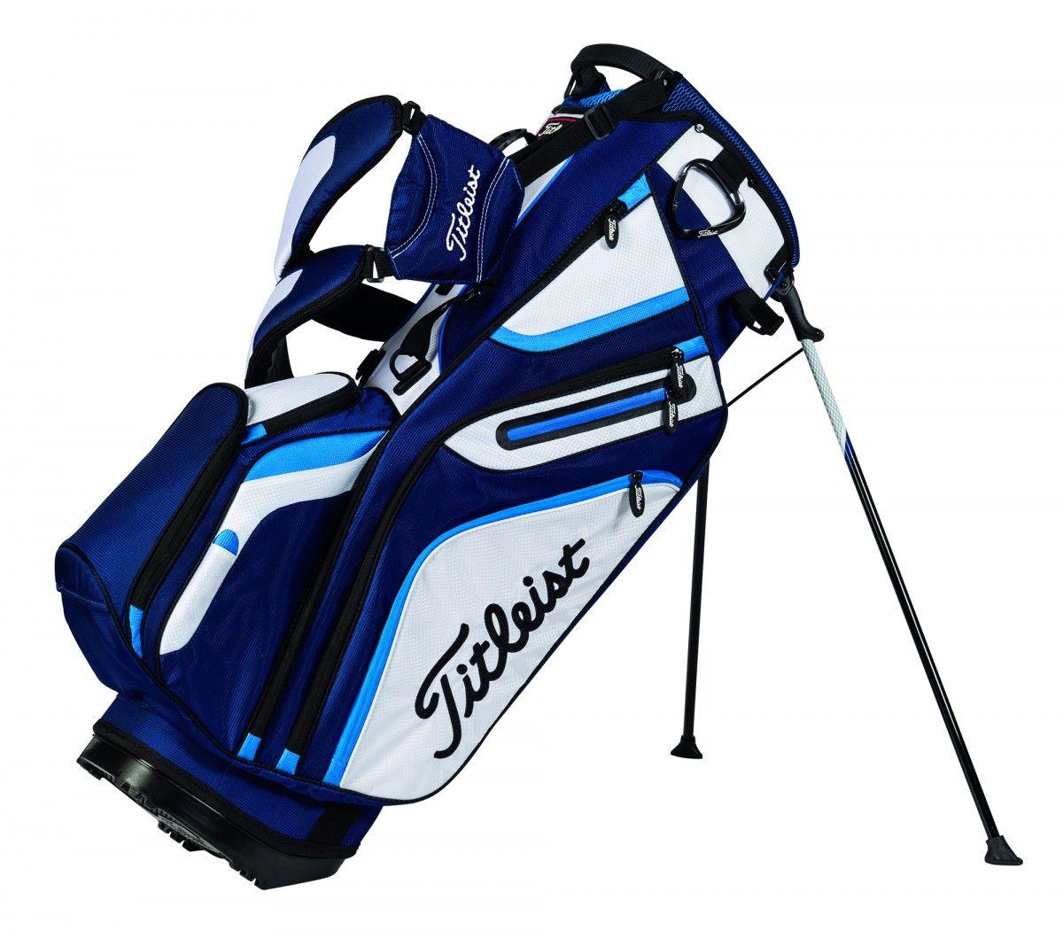 Titleist 14Way Stand Bag 2016 from Golf & Ski Warehouse