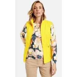 Photo of Gerry Weber vest with quilted details yellow women Gerry Weber